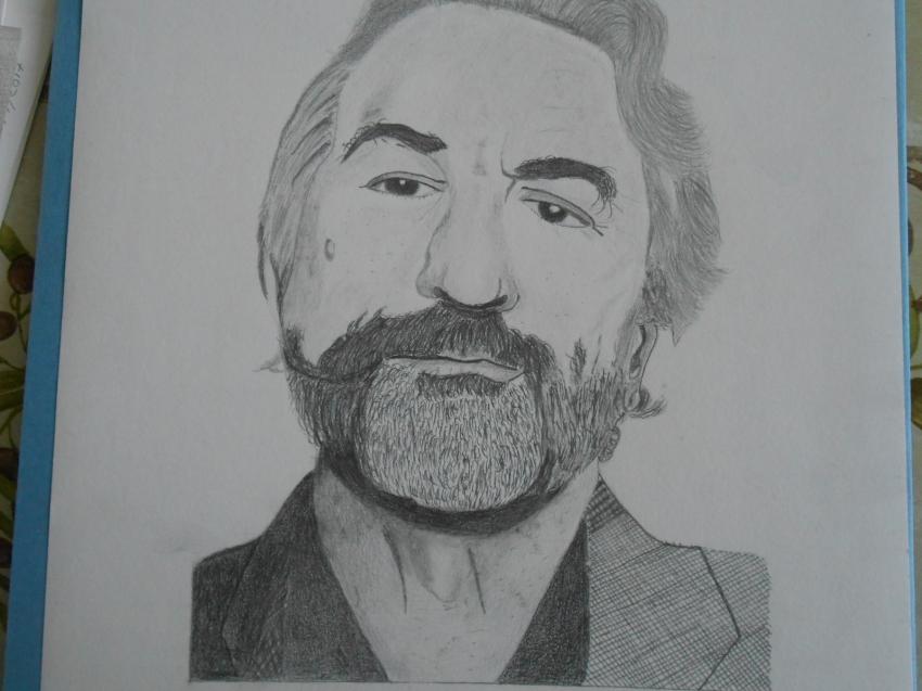 Robert De Niro by polomarco
